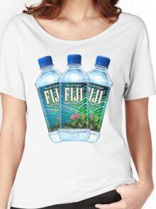Fiji Water Bottles Women's Relaxed Fit T-Shirt