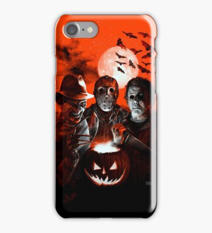 Super Villains Halloween iPhone Case/Skin