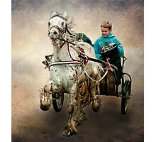 Gypsy Trot Photographic Print