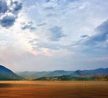Lake Chelan Smoke Covered by Jason Butts