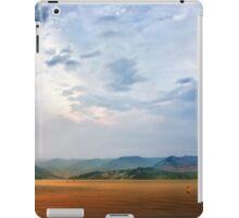 Lake Chelan Smoke Covered iPad Case/Skin