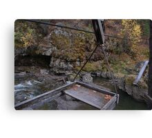 river transportation... Canvas Print