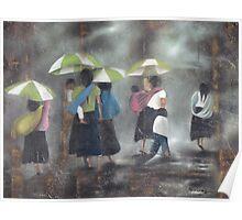 The Rain - La Lluvia Poster