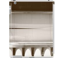 Little Falls, NJ - Diner Window iPad Case/Skin