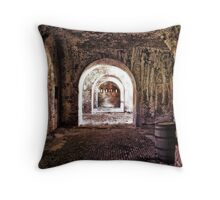 Fort Morgan 2 Throw Pillow