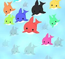 Sea life habitat  by Redjiggs