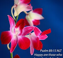 Psalm 89:15 by Deborah McLain