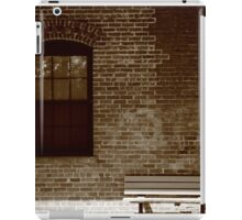 Little Falls, NJ - Train Depot iPad Case/Skin