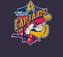 Starfleet Academy Captains Baseball Unisex T-Shirt