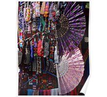 Colorful Handcraft - Artesania Colorada Poster