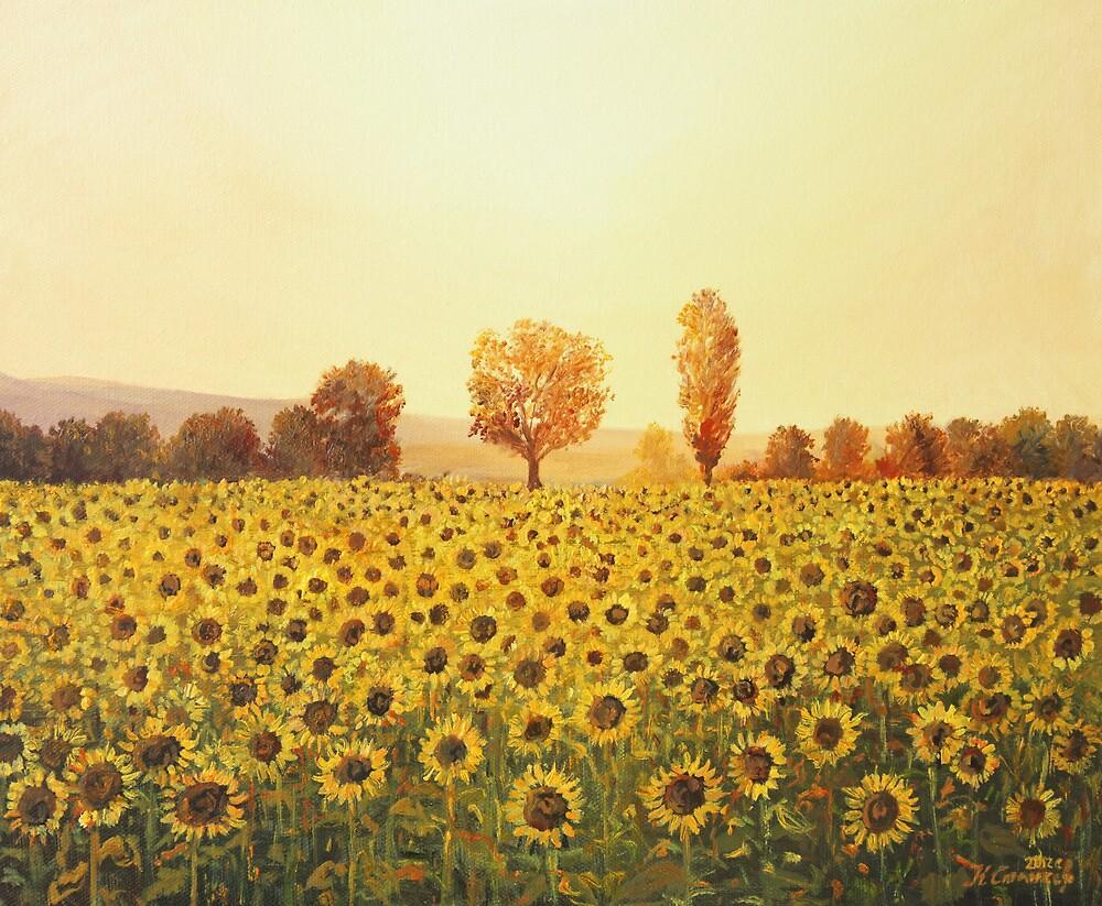 Memories of The Summer by kirilart