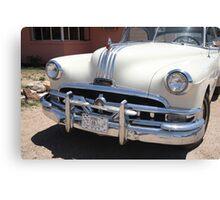 Route 66 - Classic Car Canvas Print