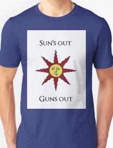 Sun's Out: Guns Out \o/ Unisex T-Shirt