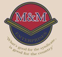 M & M Enterprises T-Shirt