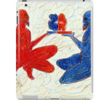 Gifts of colors iPad Case/Skin