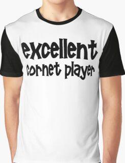 Cornet Graphic T-Shirt