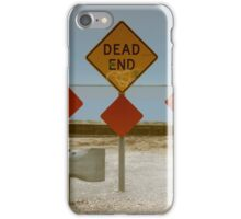 Dead End | Center Moriches, New York iPhone Case/Skin
