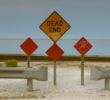 Dead End   Center Moriches, New York by © Sophie W. Smith