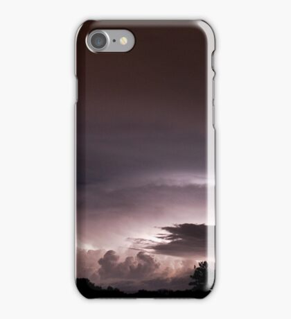 Approaching iPhone Case/Skin