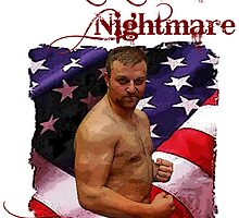 All-American Nightmare Design V by DMurdoch1388