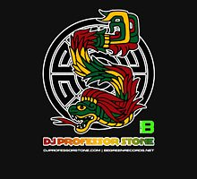 DJ Professor Stone - July 2012 Merch ver 777 black circle rasta text Unisex T-Shirt