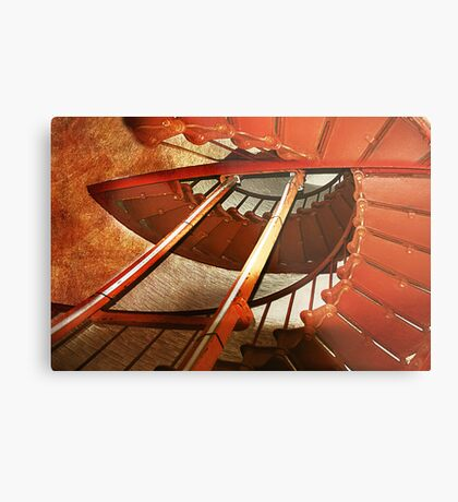 Up or down, its all good Metal Print
