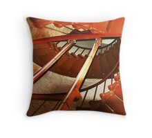 Up or down, its all good Throw Pillow