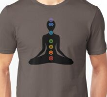 chakras Unisex T-Shirt