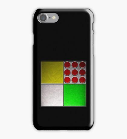 Tour de France Jerseys - Leather Texture Edition iPhone Case/Skin