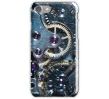 Watch gears iPhone Case/Skin