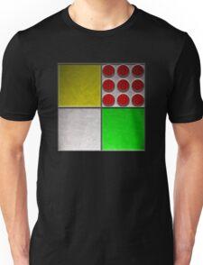 Tour de France Jerseys - Leather Texture Edition Unisex T-Shirt