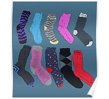 Lost Socks Poster