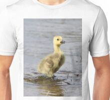 Golden gosling Unisex T-Shirt