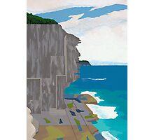 Edge of Oz #1 Photographic Print