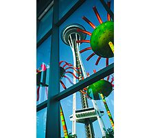 Seattle Space Needle Photographic Print