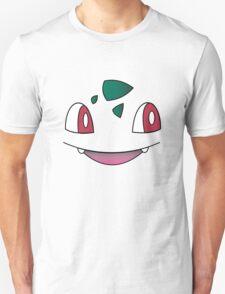Bulbasaur's face T-Shirt