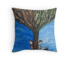 Mary and Paul Paul and Mary 14 Throw Pillow