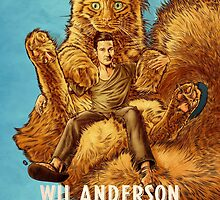Wil Anderson - Wilarious (portrait) by James Fosdike
