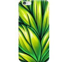 Leafy Green iPhone Case/Skin