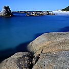 Eddystone Point View by Adam  Davey
