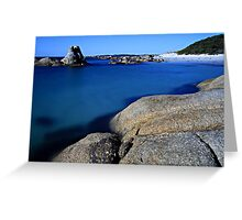 Eddystone Point View Greeting Card