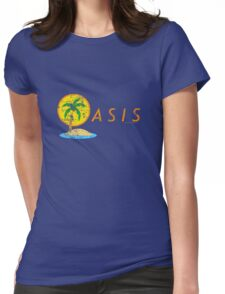 OASIS by GSS Womens Fitted T-Shirt