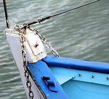 Fishing Boat by Georgina   Friend