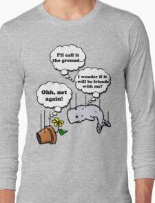 Hitchhiker's...falling Long Sleeve T-Shirt