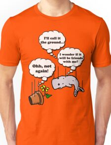 Hitchhiker's...falling Unisex T-Shirt