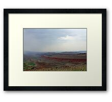 Wyoming Framed Print