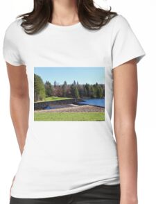 Parker Dam State Park Womens Fitted T-Shirt
