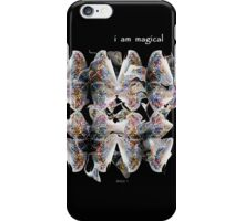 I am a Magical Butterfly iPhone Case/Skin
