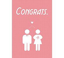 Marriage III Photographic Print