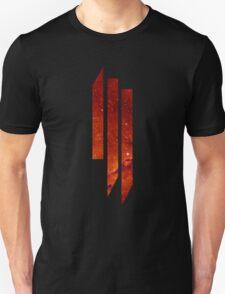 Skrillex galaxy red Unisex T-Shirt